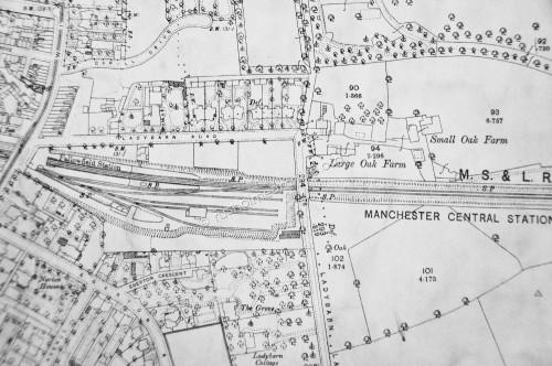 1893 Fallowfield map