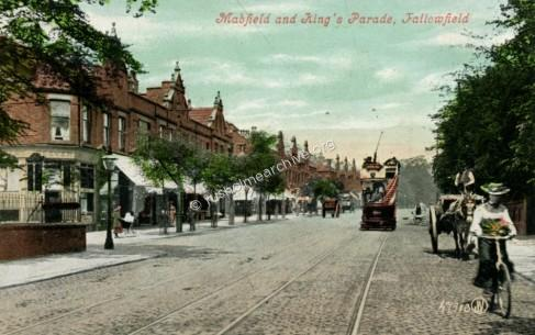 Mabfield Road & Kings Parade