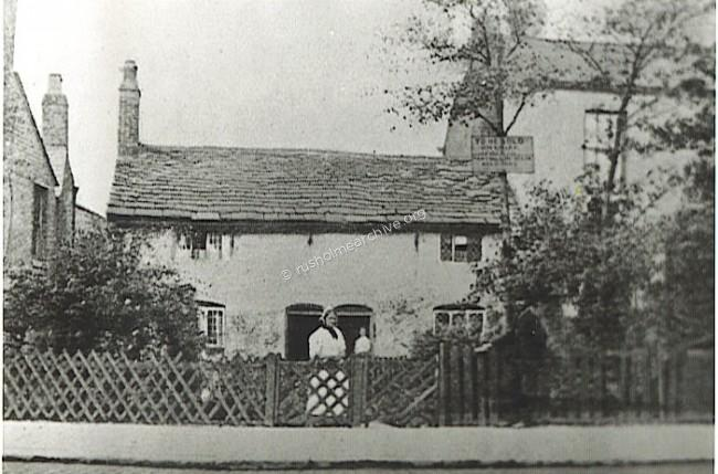 Gilbodys cottage