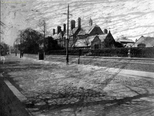 St Mary's Home, only known photograph