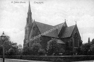St Johns Longsight; Built in1846, closed in 1993