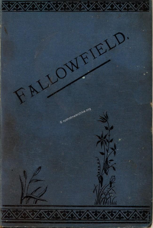 'Fallowfield'  1888,  by Mrs Williamson
