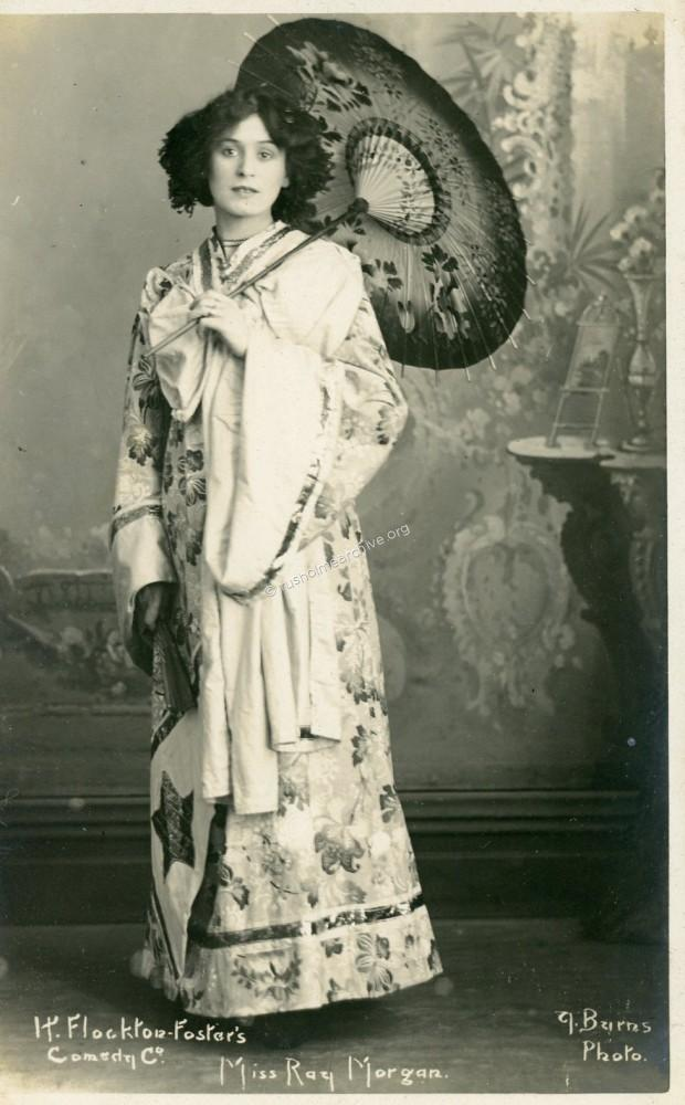 Miss Ray Morgan 1905