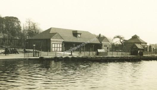 Boathouse 1930ish