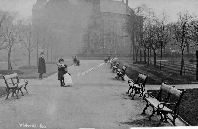 1907 View towards Union Chapel