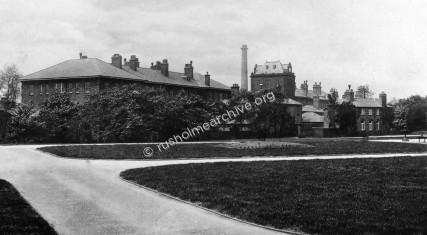 COUNTY MENTAL HOSPITAL-PRESTWICH-MANCHESTER