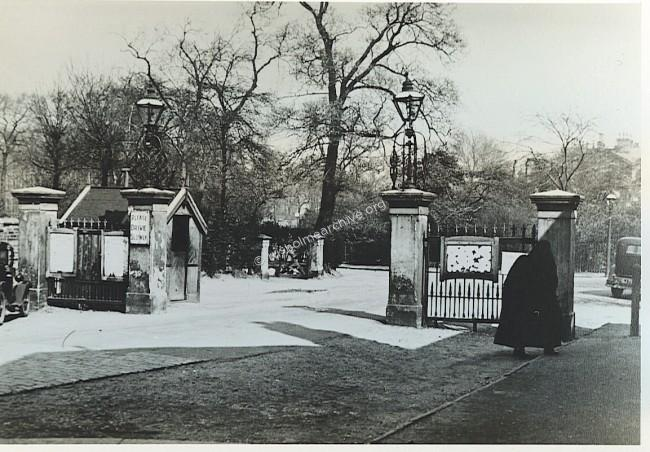 Crescent Gate 1905-6 entrance