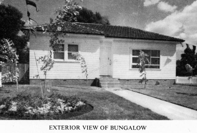 the Australian bungalow