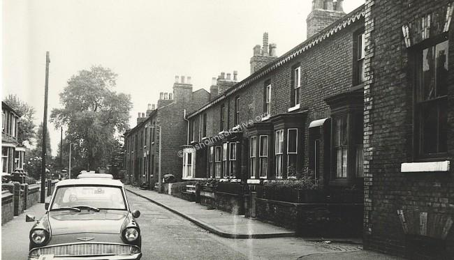 Rusholme Grove circa 1970