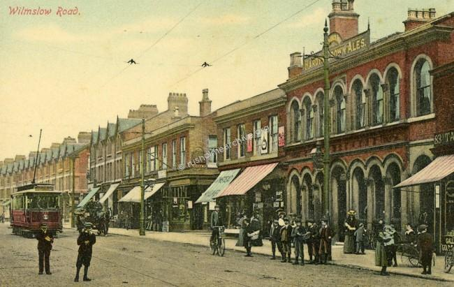 Clarence Hotel, (formerly the Horse & Jockey) 1905