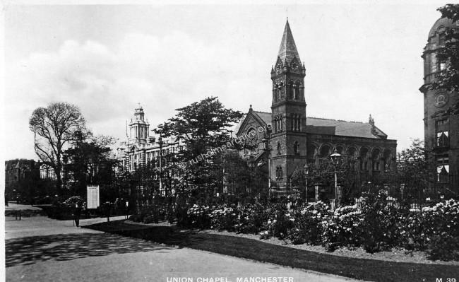 Union Chapel, Oxford Road