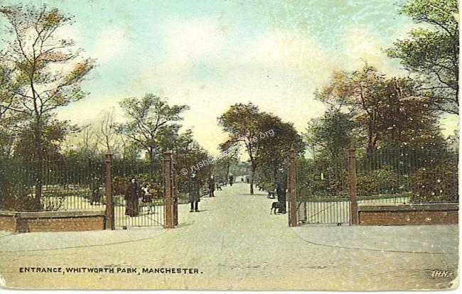 Card view dated 1907