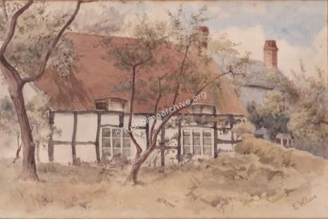 Birch Fold cottage by E Wilson