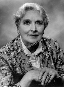 Sybil Thorndike, Photo courtesy Wikipeadia