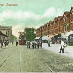 Wilmslow Road, Tram Office 1909