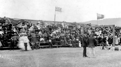 Cycle meeting at Stadium 1904