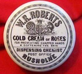 Post Office Cold Cream of Roses
