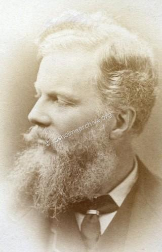 Alfred Waterhouse, architect..