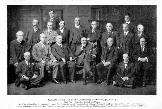 1915 Parks Committee