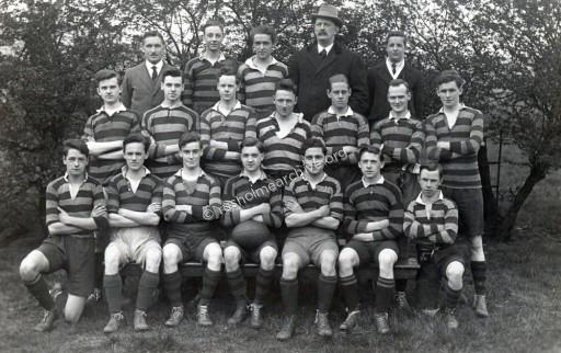 St James Rugby Club 1920's ?