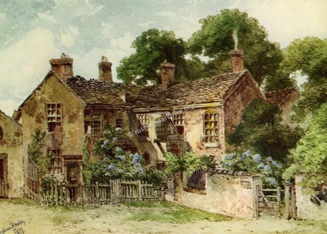 Birch Hall Farm 1877