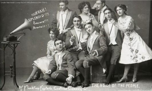 H Flockton Foster Costume Comedy Co.