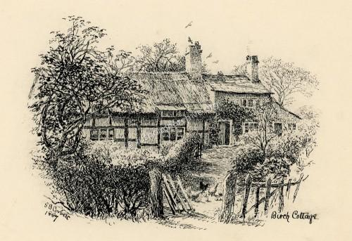 Birch Cottage 1888