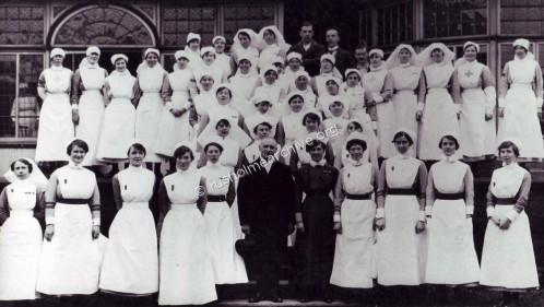 Grangethorpe nursing staff