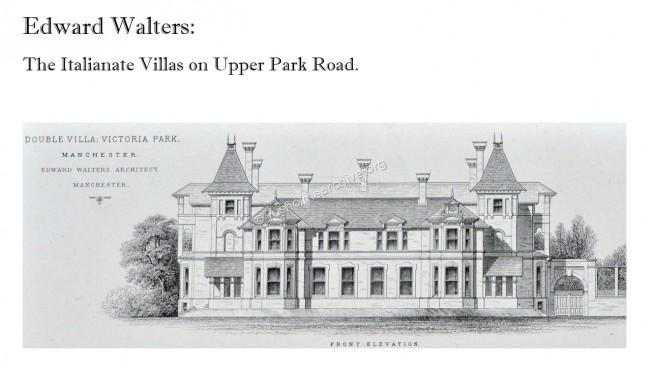 Edward Walters, 4 Italianate Villas