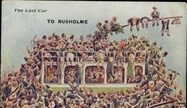 Last Tram to Rusholme
