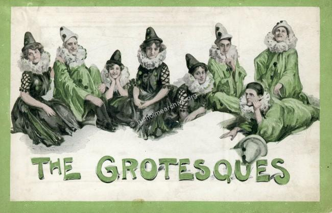 Grotesques, undated