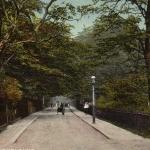Or in colour, Platt Lane 1908