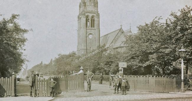 Holy Innocents, Wilbraham Road 1905