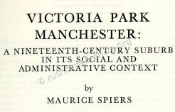Victoria Park by Maurice Spiers