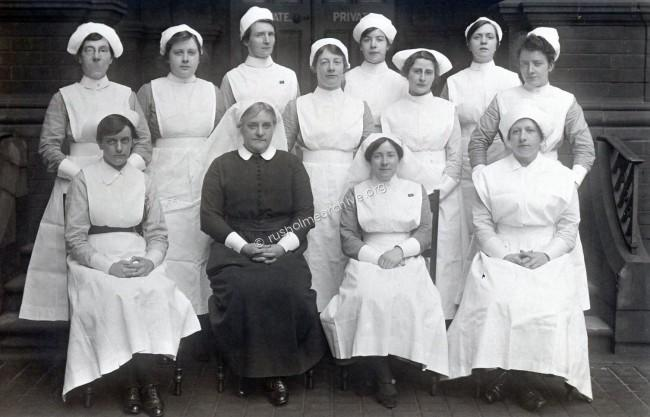 Rusholme nurses ?