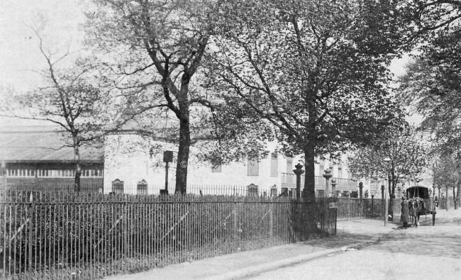 Rusholme Exhibition Buildings, 1910–13  | Rusholme