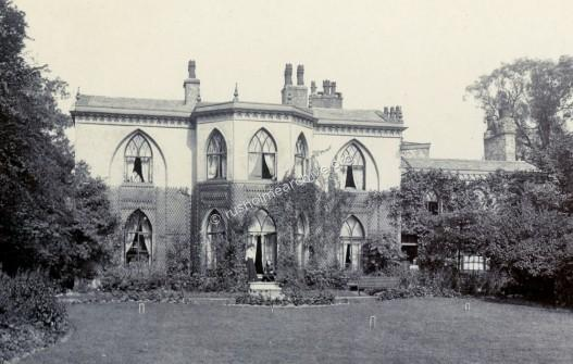Platt Abbey, photographed in 1906.