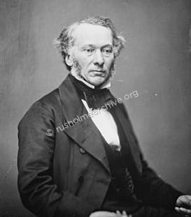 Richard Cobden (3 June 1804 – 2 April 1865)