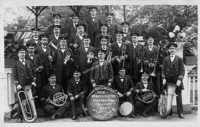 Manchester Professional Military Band.