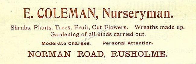 Norman Road Nursery