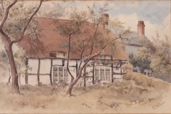 Birch Fold Cottage by E. Wilson