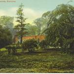 Platt Hall grounds 1910