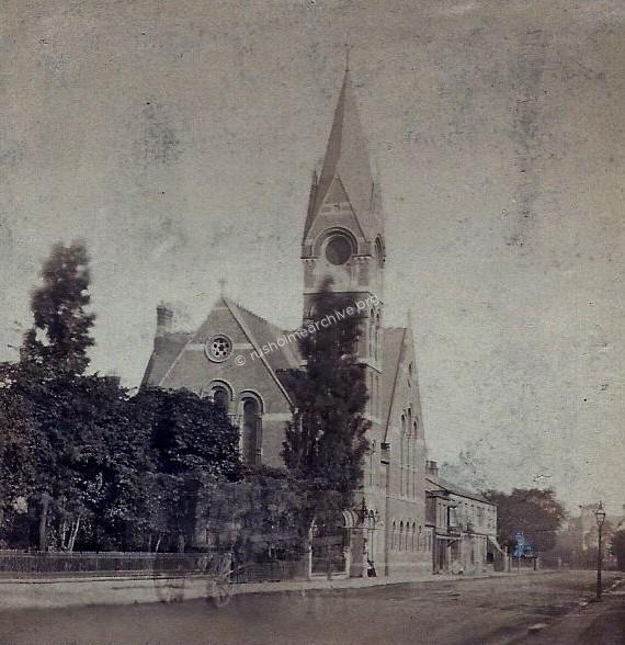 1860's view, not long after construction