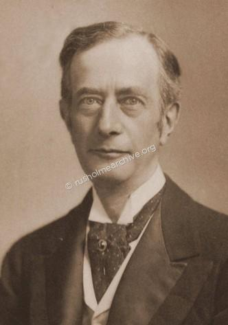 Sir William Reynell Anson 2nd Baronet