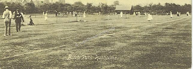 Tennis Courts 1914