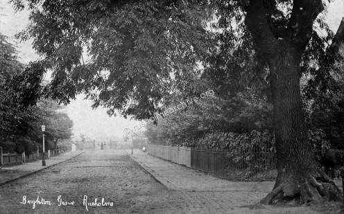Brighton Grove looking east 1912