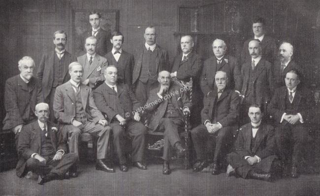 Parks Committee 1915