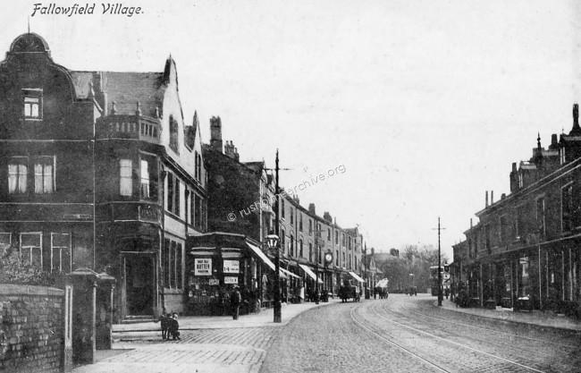 Fallowfield dated 1904.