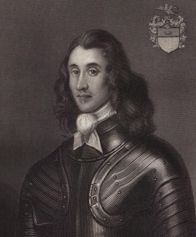 General Worsley, prominent supporter of Cromwell