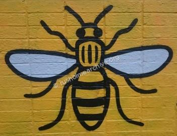 Northern Quarter Bee, thanks to Duncal Hall.